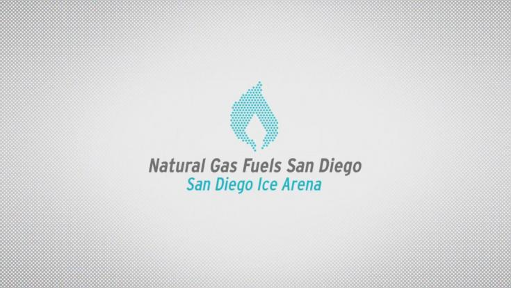 Natural gas is an efficient and reliable energy source for the ice rink's operations to support the many skating and hockey programs.