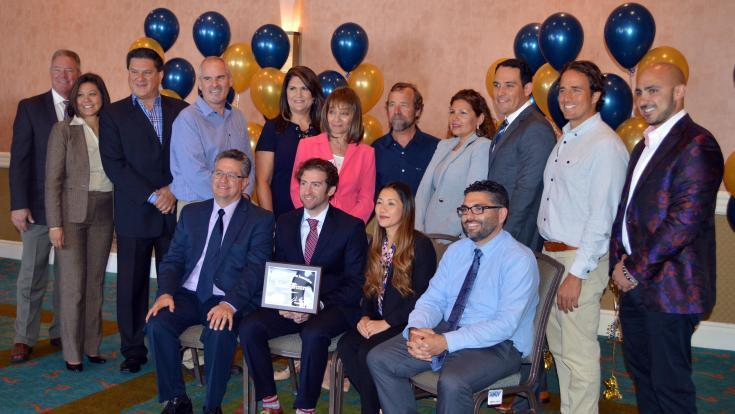 APWA presented SDG&E with a Public Works Utility Project of the Year Award for conducting one of the largest safety enhancements of natural gas pipelines in the region's history.