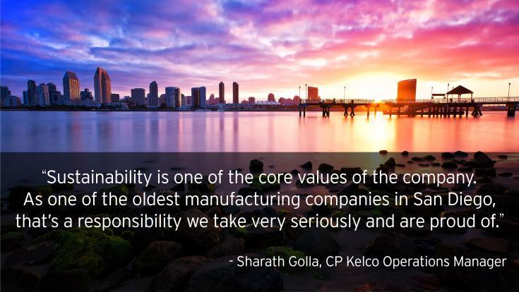 Manufacturing Energy Efficiency: CP Kelco | San Diego Gas & Electric