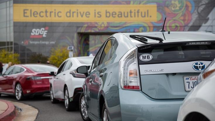 EV drivers help clean the air and create healthier communities by reducing greenhouse gas emissions, and they save on fueling costs, as charging an electric vehicle costs less than putting gas in the tank.