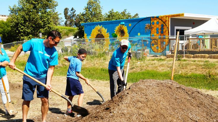 From DREAMS To Food Forest FarmtoTable Program Yields Big - Farm to table san diego