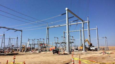 The Bay Boulevard substation went online on June 11, 2016, replacing the 50-year-old South Bay substation. The new substation will improve reliability in the South Bay.