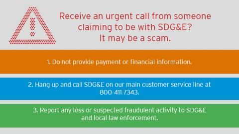 Customers beware of pay-by-phone scam